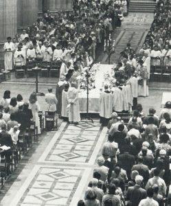 DC clergy concelebrate